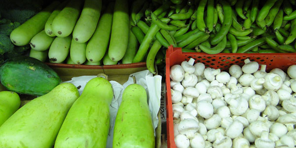 Green Lanes Vegetables