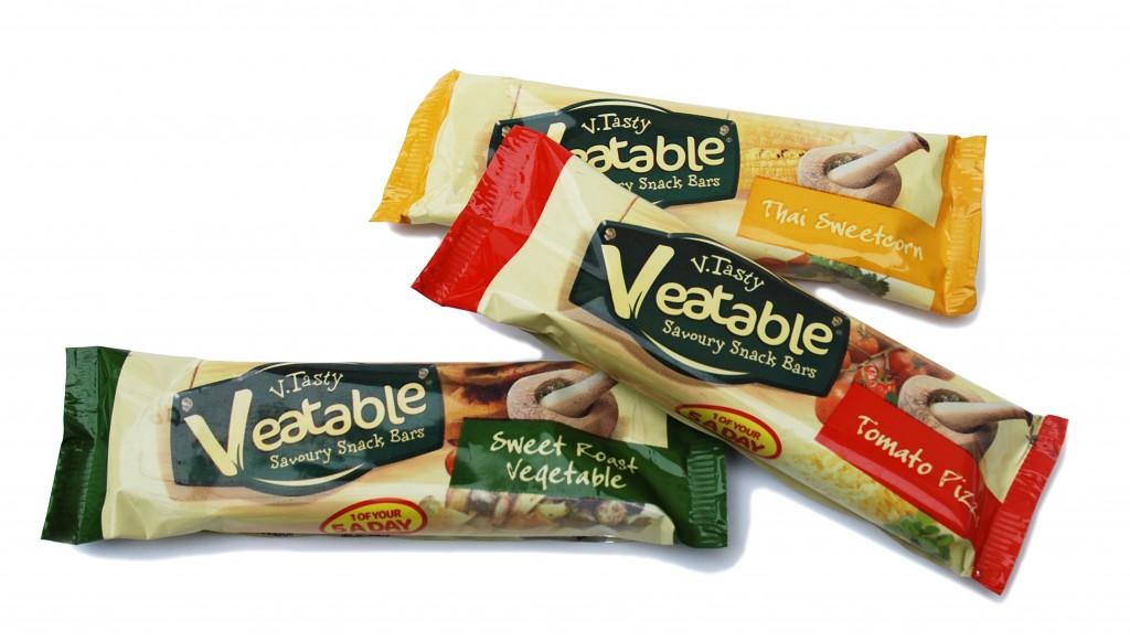 Veatable Vegetable Bars