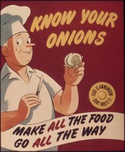 make food go all the way